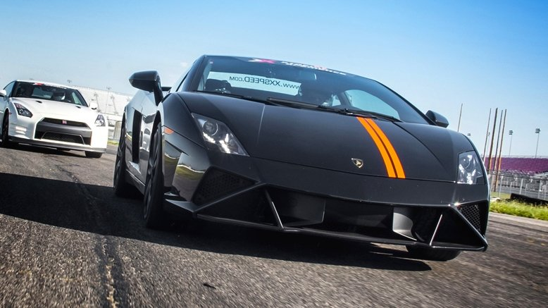 3-Lap Drive in a Porsche 911 GT3, Ferrari F430, or Nissan GT-R (Aug. 27)