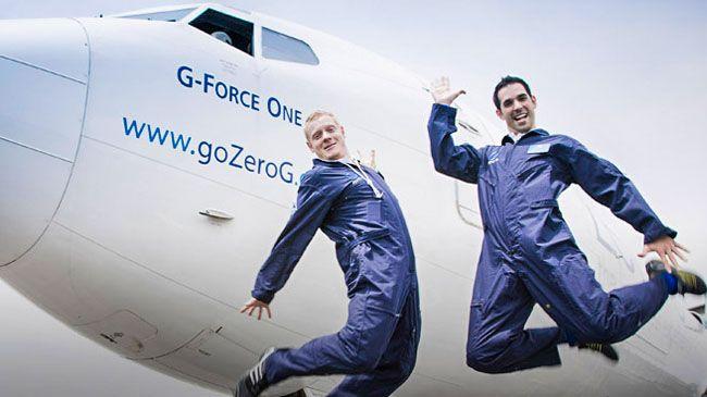 One Zero G Experience
