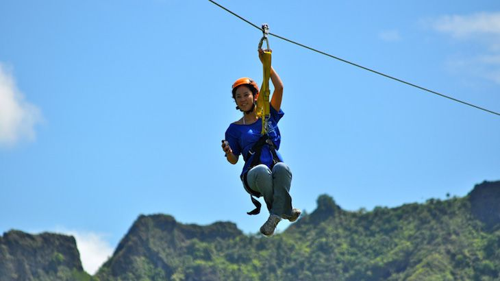 Admission for One to WikiWiki Zip Tour (2.5 Hours)