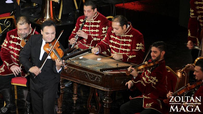 Promenade to Zoltan Maga: Violin Virtuoso