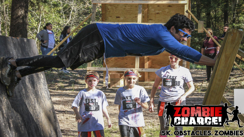 1 Runner Entry to Zombie Charge 5K