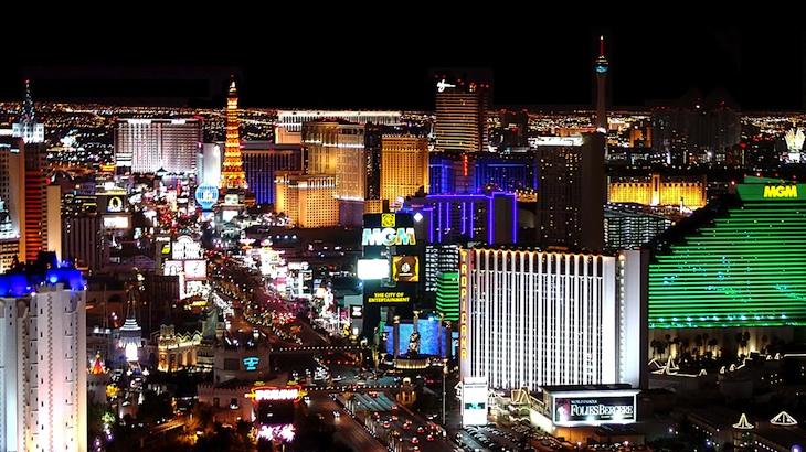 One Entry to Las Vegas Haunted History Tour