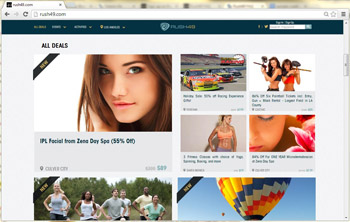 Rush49 Home Page
