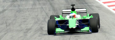 formula Racing experience